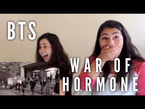 BTS 'War Of Hormone' Reaction