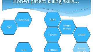"The ""Patent Killer""- How to Survive Being Sued for Patent Infringement"