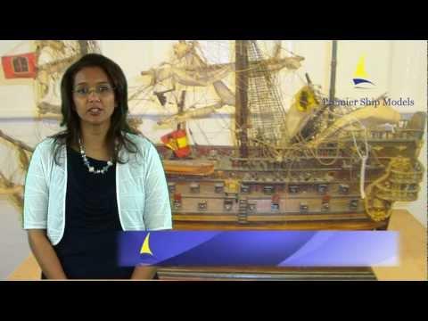 Premier Ship Models - Restoration - Model Kits - Bespoke Display Cases