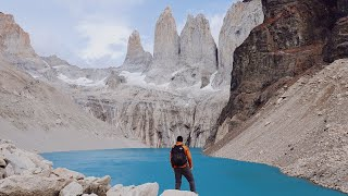 Hiking 80 Miles Al๐ne on the Torres Del Paine Trail in Chile