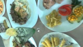 Холодные закуски  и горячие блюда, украшение блюд, бракераж