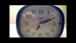 Часы звуком 1 канала и заставка моего канала