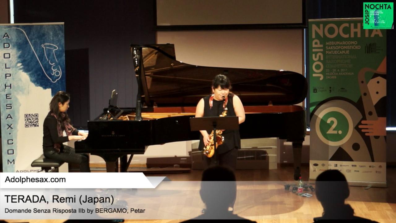 Domande senza risposta IIb by Petar Bergamo   TERADA, Remi Japan