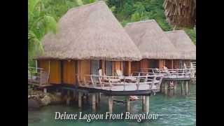 Sofitel Bora Bora Marara Beach Resort Tahiti,Vacations, Travel Videos