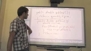 ООП, наследование, классы - Занятие 4 - Java практика