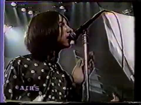 Primal Scream TV live & interview 1987 (Imperial / Silent Spring / Gentle Tuesday)