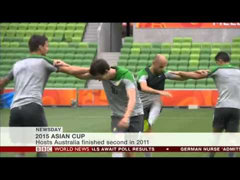 Asia Cup 2015 - BBC World News Live