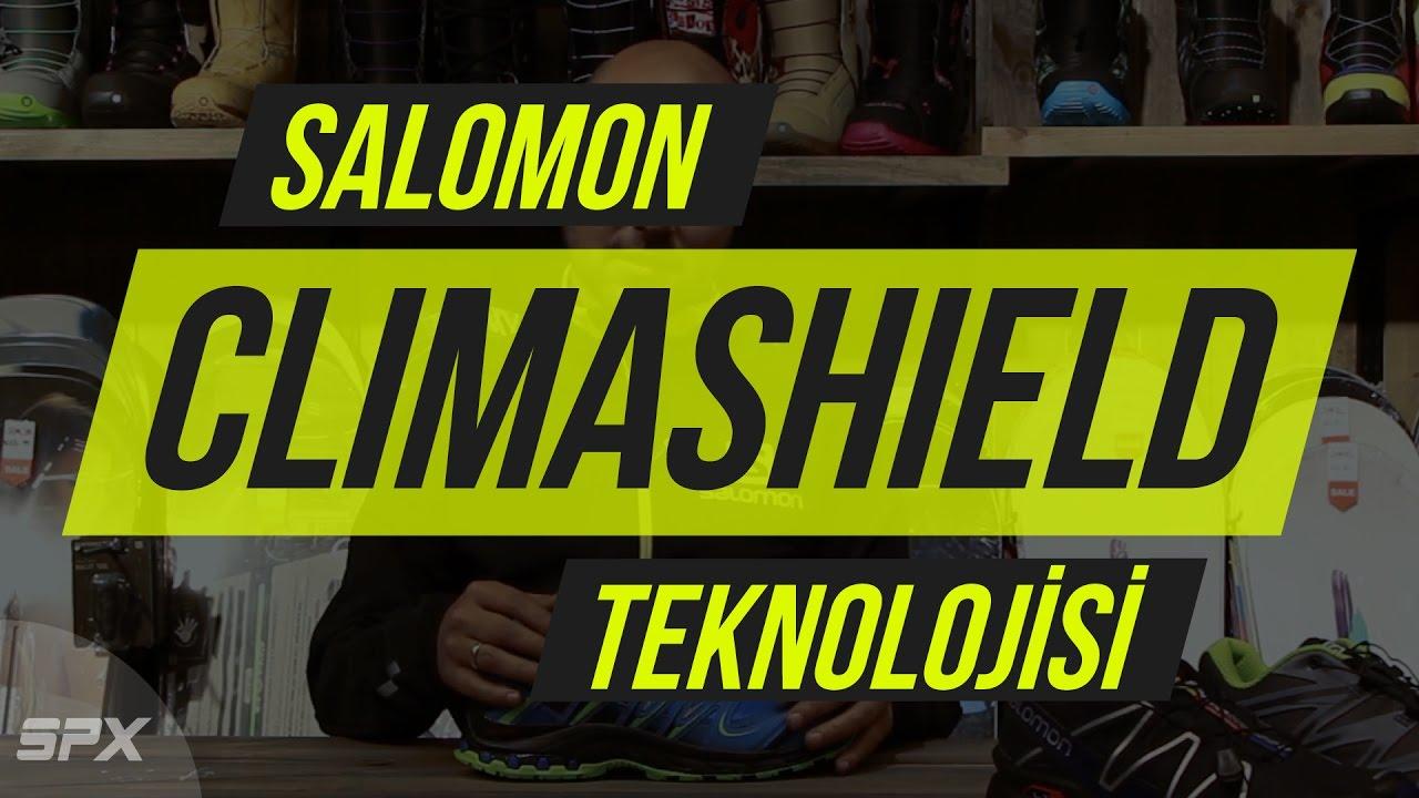 date de sortie 96244 90238 Salomon Climashield Technology I SPXTV