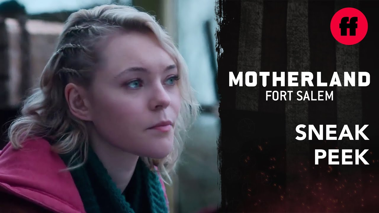 Download Motherland: Fort Salem Season 2, Episode 6   Sneak Peek: Raelle Won't Talk About Her Mom   Freeform