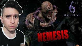 NEMESIS NOS INTENTA ENCONTRAR!! - RESIDENT EVIL 6 MODS