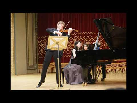 Richard Strauss - Sonata for Violin and Piano Op. 18 in E flat major