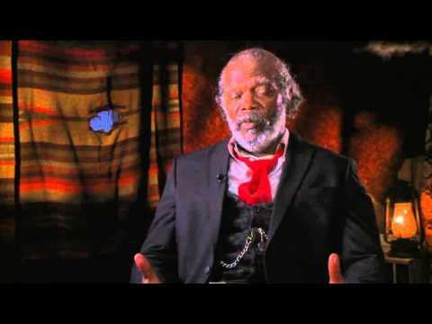 The Hateful Eight: Samuel L Jackson Behind the Scenes Movie Interview