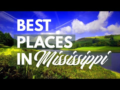 10 Best Travel Destinations in Mississippi USA