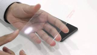 Glass Screen Protector for the Xperia Z3 - Orzly Tempered Glass Screen Protector