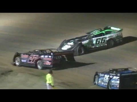 ULMS Super Late Model Heat Four | McKean County Raceway | Fall Classic | 10.11.14