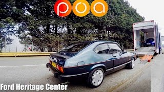 Ford Capri 280, Ford GT70, Ford Cortina Lotus - Ford Heritage Center 3/3