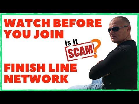 Finish Line Network Compensation Plan Review - Biggest Scam ?