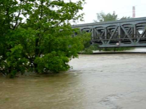 Most na Skawince, 17 maja 2010 (7:05)