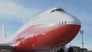 MegaFactorias - Boeing 747 800 - Documental en Español