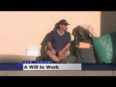 Sacramento Homeless Man Refuses To Beg For Money, Instead Looking For Job