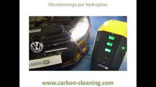 Decalamineur Carbon Cleaning sur Golf 6 TDI