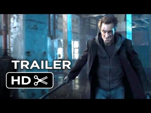 I, Frankenstein Official Trailer #1 (2014) - Aaron Eckhart Movie HD
