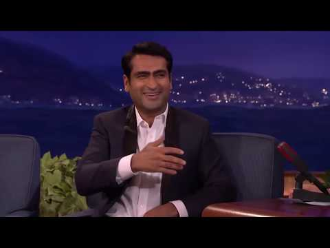 Kumail Nanjiani - Best Moments In Conan