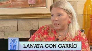 Imperdible: mirá la entrevista completa de Jorge Lanata a L...