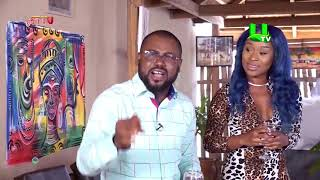 Efia Odo on ATUU with Abeiku Santana