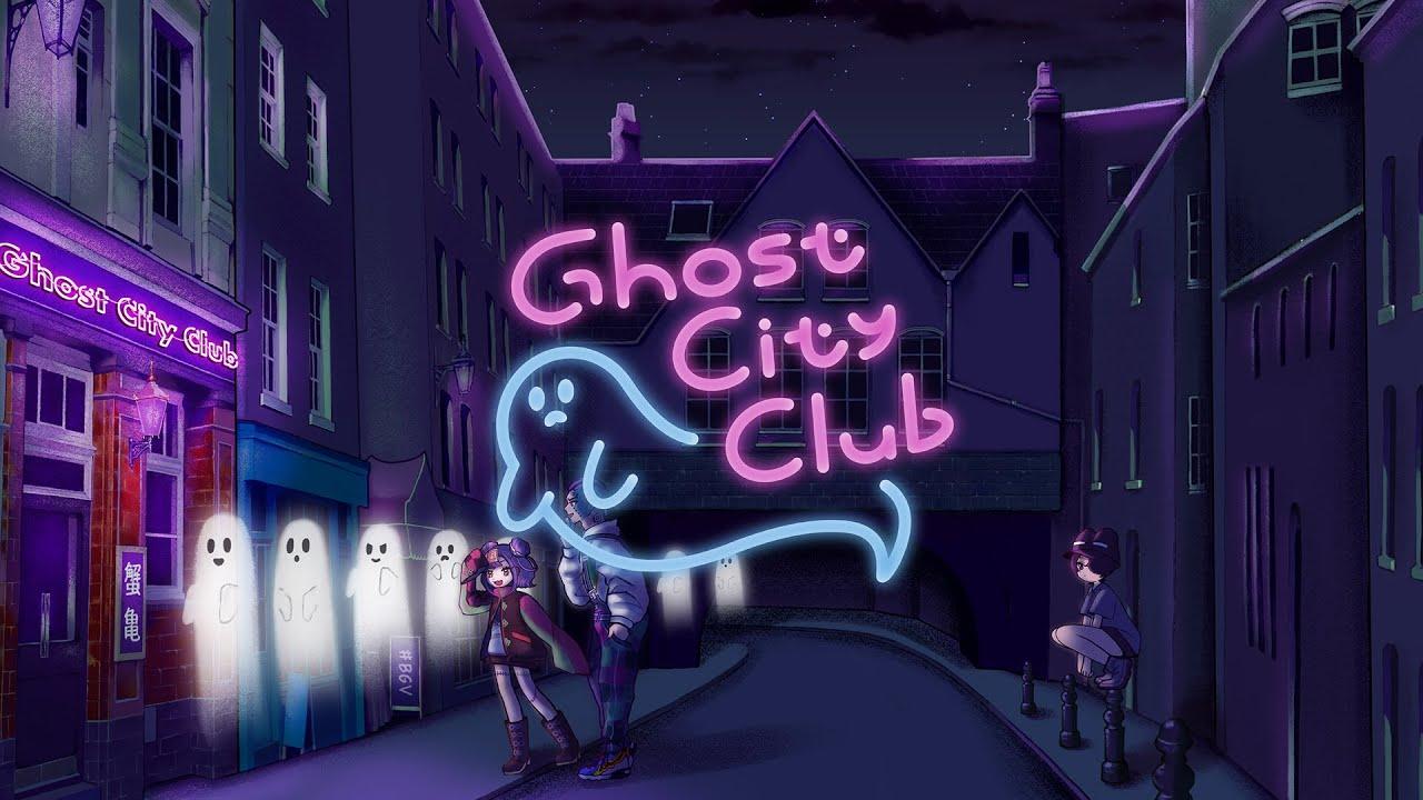 【作詞作曲編曲】Ghost City Club feat. 隣町本舗 / BOOGEY VOXX