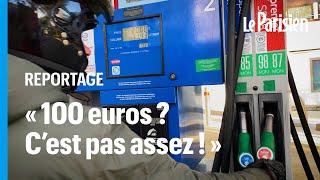 Indemnité inflation de 100 euros : une mesure injuste selon certains automobilistes