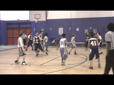 Ft Meade Cougars vs SRYA Gray  second half 11-12yr. old league