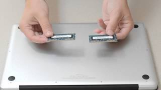 Macbook Pro 8GB RAM Upgrade (Early 2011)