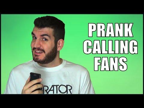 VIBRATOR - Tηλεφωνώ σε Fans!