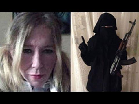 ISIS widow leading secret gang of female jihadis