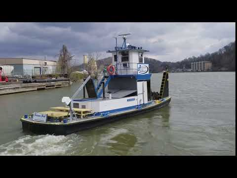 River Boat Selling at Auction 4/26/2018 - Marine Auction 2018