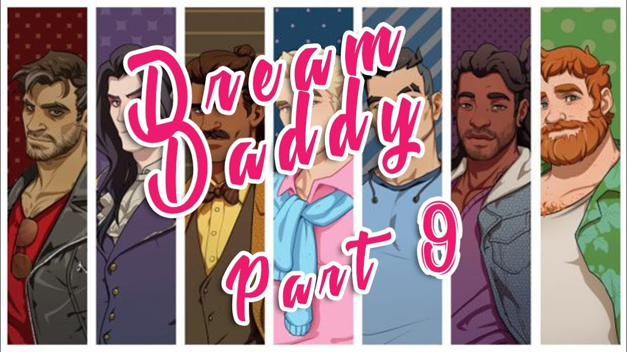 Dream Daddy Part 9: Detectives and One Night Stands