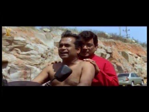 Vijayam Telugu Movie   AVS Bramhanandam Funny Scene   Raja   Gajala   Suresh Productions