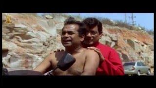 Vijayam Telugu Movie | AVS Bramhanandam Funny Scene | Raja | Gajala | Suresh Productions