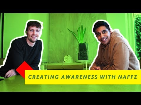 CREATING AWARENESS WITH NAFFZ (Dutch)