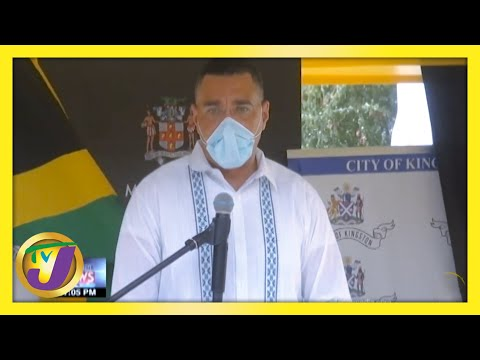 Jamaica's Public Education Vaccine Campaign to be Rolled Back   TVJ News
