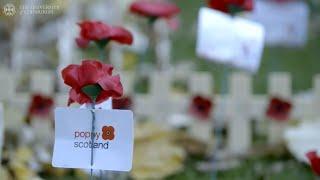 Remembrance Sunday 2020 | The University of Edinburgh