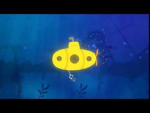 Underwater exploration - Short animation
