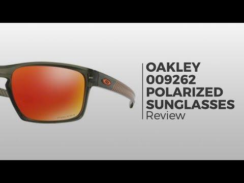 c46080e0fb Oakley Sliver 009262 Polarized Sunglasses Review