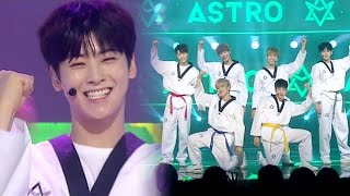 """""""EXCITING"""" ASTRO (Astro) - Breathless (breathable) @ Popular Inkigayo 20160807"""