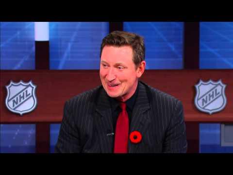 Gretzky: Kopitar just behind Crosby, Toews