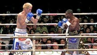 リゴンドーvs天笠【4-6R】Guillermo Rigondeaux - Hisashi Amagasa WBA WBO Super Bantamweightボクシング