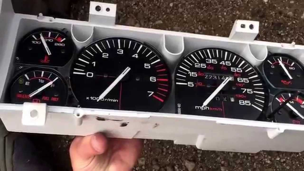 1996 jeep cherokee fuse box diagram    jeep       cherokee    gauge cluster youtube     jeep       cherokee    gauge cluster youtube