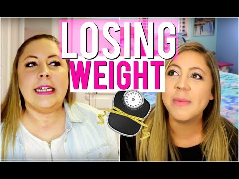 LOSING WEIGHT! The Struggle of Being Overweight