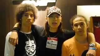 藤田玲動画メッセージ 2007/6/30 「戦場のガールズライフ」 DUSTZ...